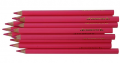Jumbo Buntstifte Mine 5mm pink 12St. 001