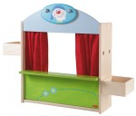 Puppentheater / Kaufladen (2 in 1)