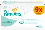 Pampers Feuchttücher Sensitive, 9x56 Stk.